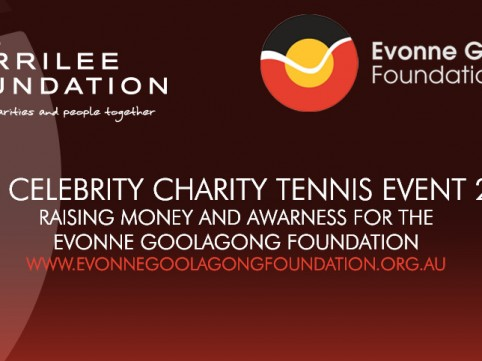 23rd tennis charity day for the Evonne Goolagong Foundation