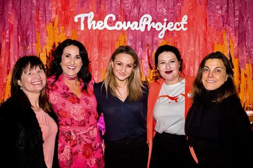 The Cova Project Fundraiser
